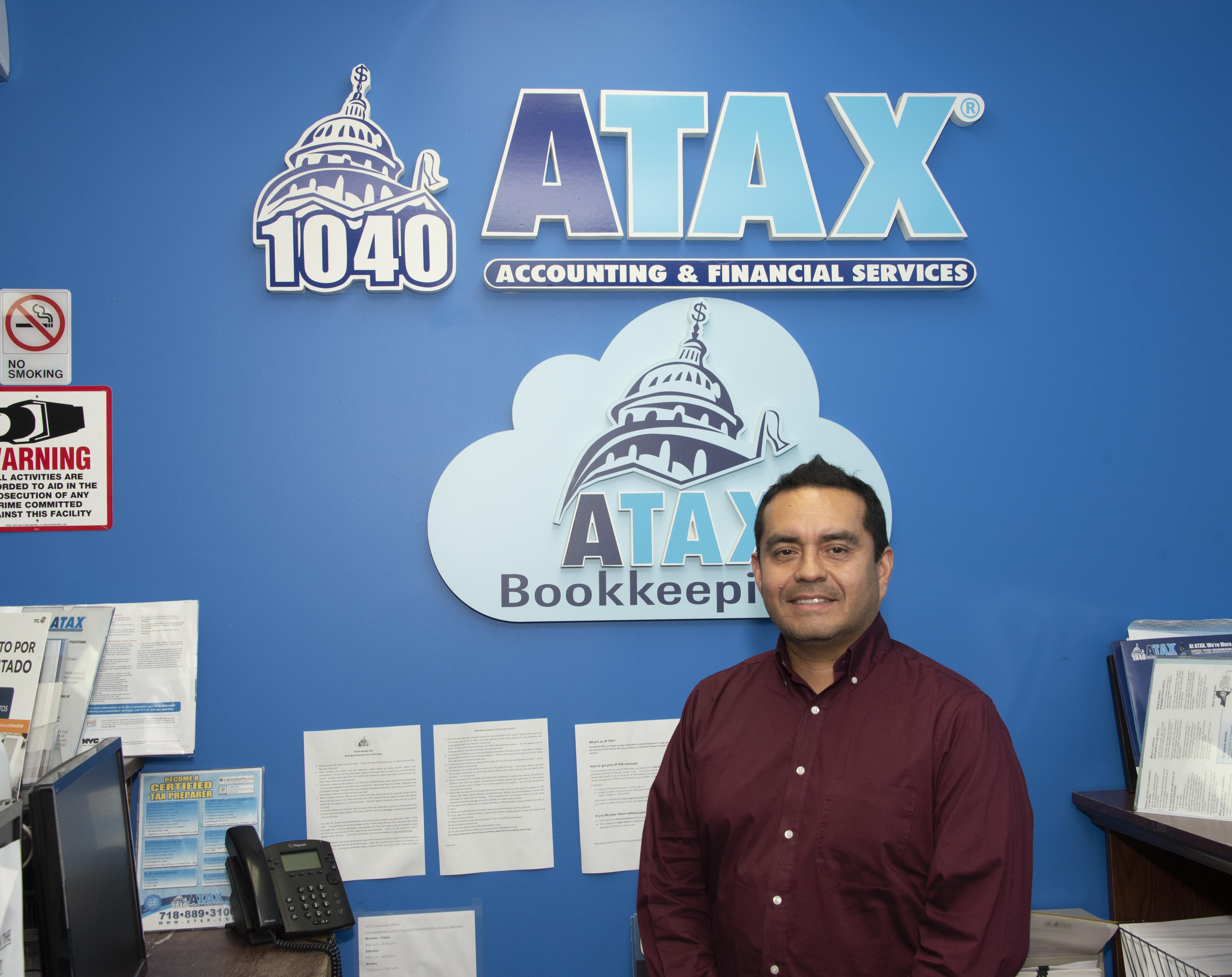 ATAX Bookkeeping Juan Carlos Lopez