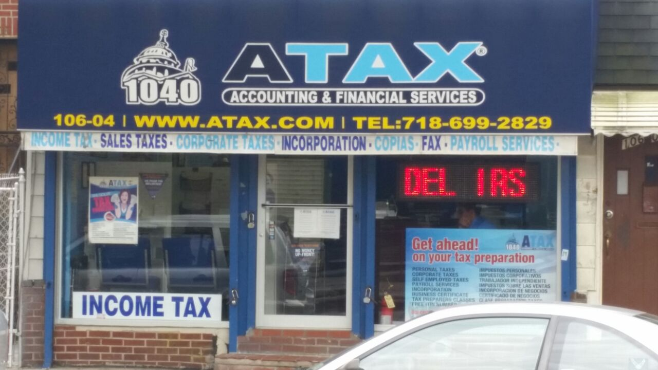 Taxes office